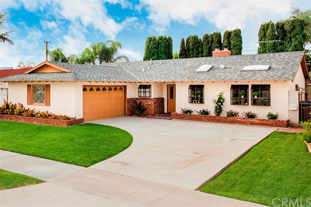 Single Family Home for Sale at 2243 East Adams St 2243 Adams Orange, California 92867 United States