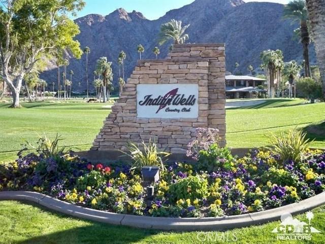 45405 Pueblo Road Indian Wells, CA 92210 - MLS #: 218012812DA