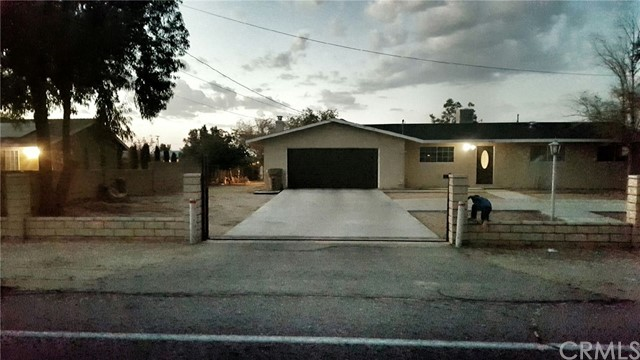 Single Family Home for Rent at 16562 Eucalyptus Street Hesperia, California 92345 United States