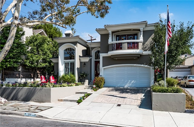 1201 17th Street Manhattan Beach, CA 90266 - MLS #: SB17268474