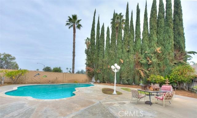 2884 Felix Court Riverside, CA 92503 - MLS #: EV18060345