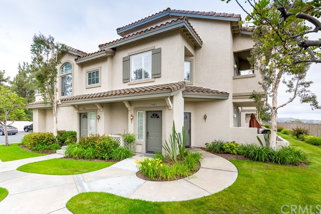 One of Townhome Anaheim Hills Homes for Sale at 7733 E Viewrim Drive