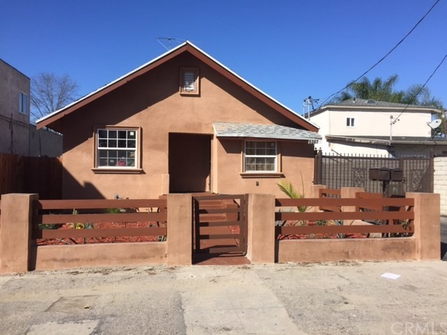 Single Family for Sale at 5307 Compton Avenue Los Angeles, California 90011 United States