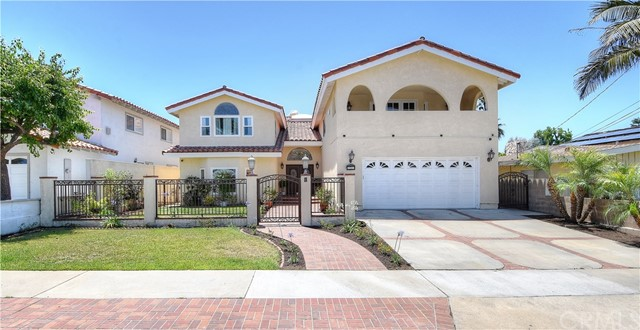 17211 Sandra Lee Lane Huntington Beach, CA 92649 - MLS #: OC17125067