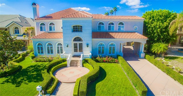 Single Family Home for Sale at 25246 Rockridge Road Laguna Hills, California 92653 United States