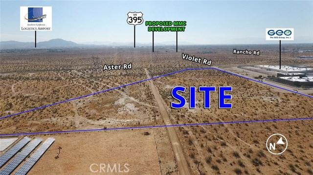 0 Aster Road Adelanto, CA 0 - MLS #: OC17182593