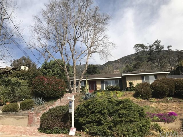 Single Family Home for Sale at 175 Carter Avenue W Sierra Madre, California 91024 United States