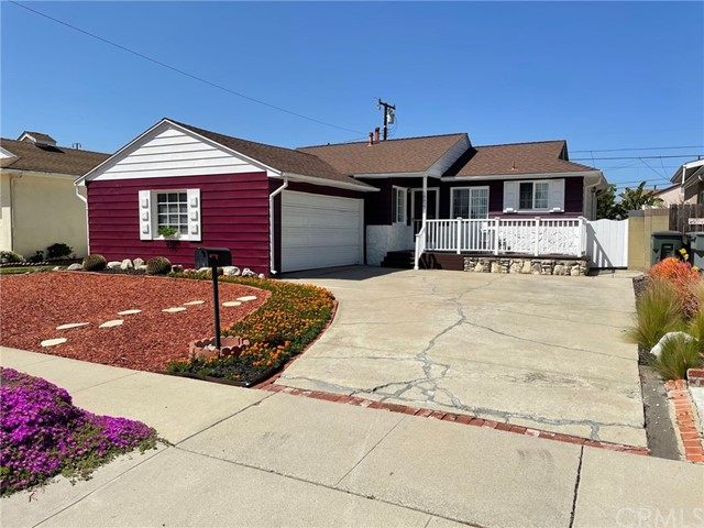18827 Patronella Avenue, Torrance, California 90504, 3 Bedrooms Bedrooms, ,1 BathroomBathrooms,Single family residence,For Sale,Patronella,SB21055248