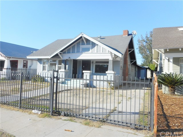 1571 W 47th Street Los Angeles, CA 90062 - MLS #: DW18268265