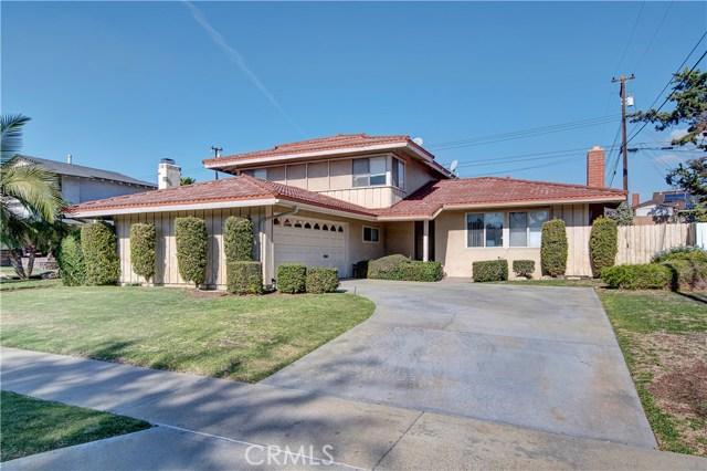 Single Family Home for Sale at 1541 Sheffield Drive La Habra, California 90631 United States