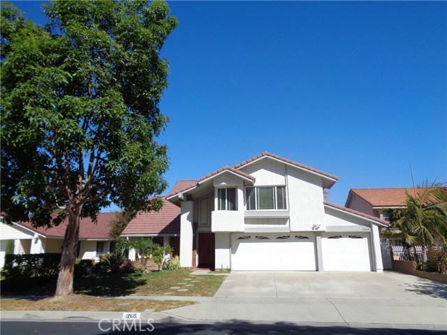 Single Family Home for Sale at 12615 Liddington Street Cerritos, California 90703 United States