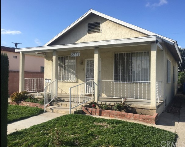 Single Family Home for Sale at 2719 Olive Street Walnut Park, California 90255 United States