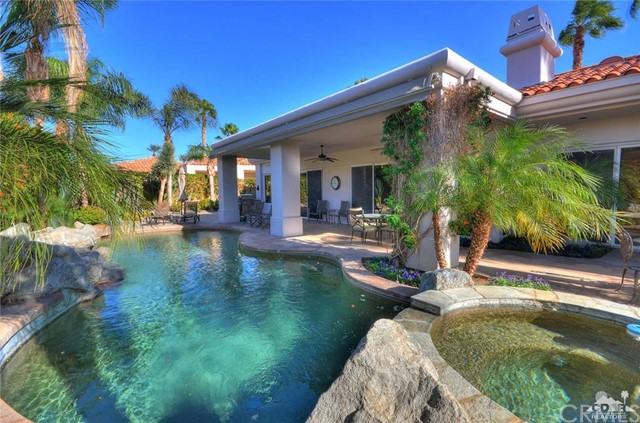 Single Family Home for Rent at 45035 Aztec Drive Indian Wells, California 92210 United States