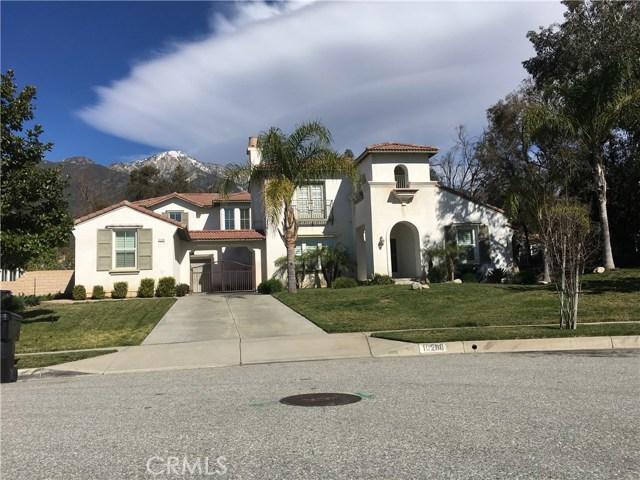 Single Family Home for Sale at 10288 Jacaranda Court Alta Loma, California 91737 United States