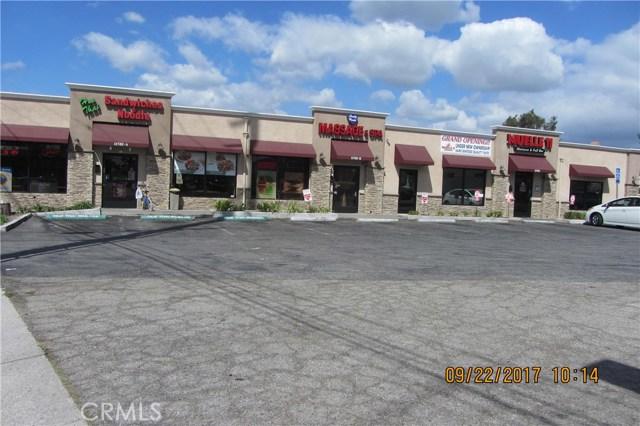 零售 为 销售 在 11581 Lower Azusa Road El Monte, 91732 美国