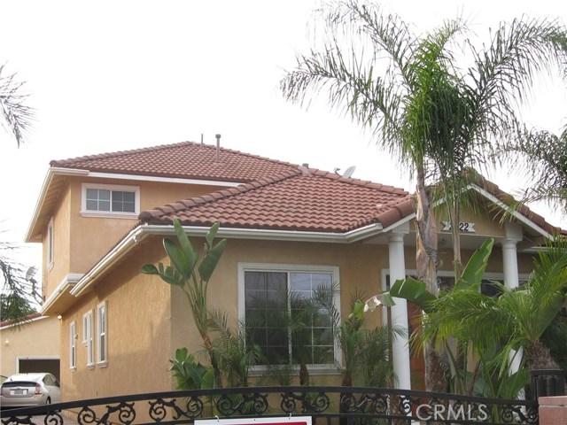 2022 Evergreen Street, Santa Ana, CA, 92707