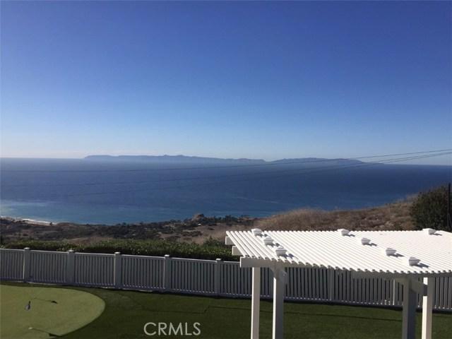 15 Amber Sky Drive Rancho Palos Verdes, CA 90275 - MLS #: PV17240282