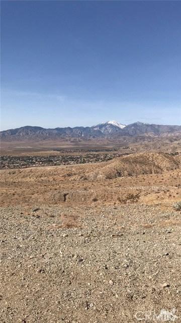 Land for Sale at Skyline Skyline Desert Hot Springs, California 92240 United States