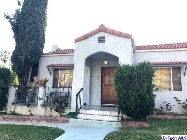 Single Family Home for Sale at 1301 Dorothy Drive Glendale, California 91202 United States