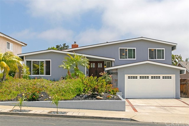 33292 Marina Vista Drive - Dana Point, California