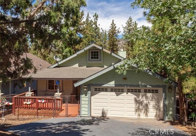 309 E Aeroplane Boulevard Big Bear, CA 92314 - MLS #: EV18219798