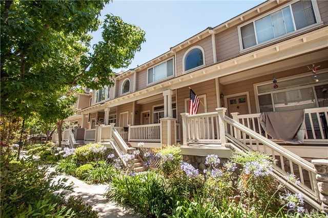 One of Townhome Orange Homes for Sale at 592 N Pageant Drive