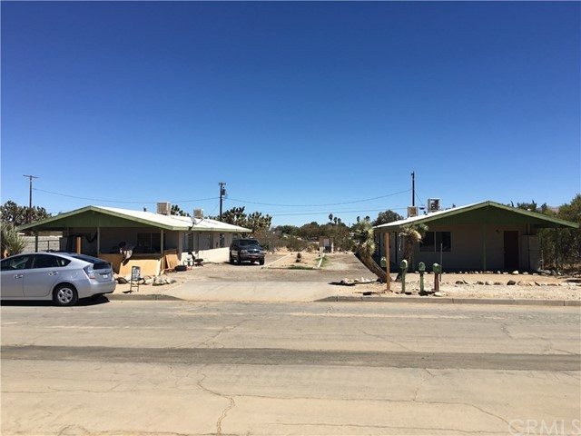7389 Bannock Trail Yucca Valley, CA 92284 is listed for sale as MLS Listing DW17134592