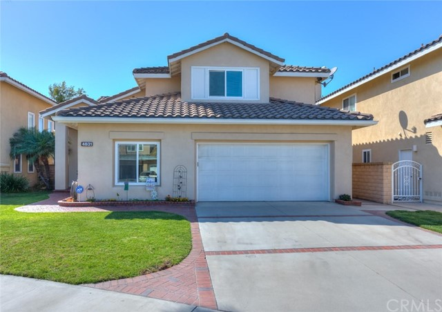 Single Family Home for Sale at 4831 Corso Circle Cypress, California 90630 United States