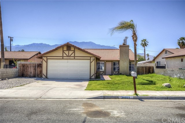 Single Family Home for Sale at 31085 Avenida El Mundo 31085 Avenida El Mundo Cathedral City, California 92234 United States