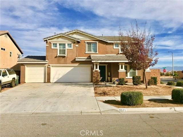 9571 Silver Avenue, Hesperia, CA, 92344