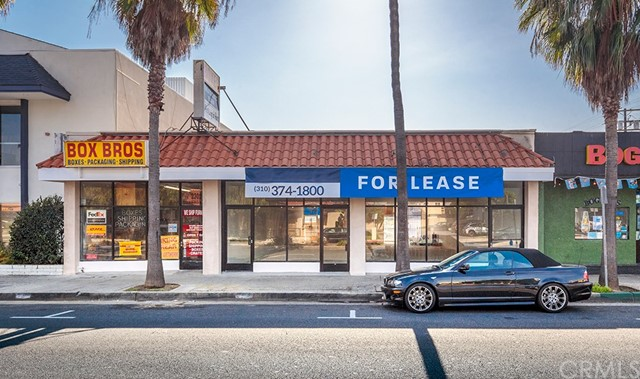 Retail for Rent at 2302 Artesia Boulevard 2302 Artesia Boulevard Redondo Beach, California 90278 United States