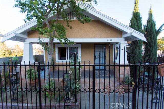 1038 N Norman Ct, Long Beach, CA 90813 Photo 0
