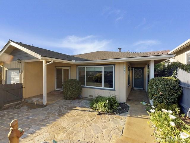 529  Dorset Street, Cambria, California