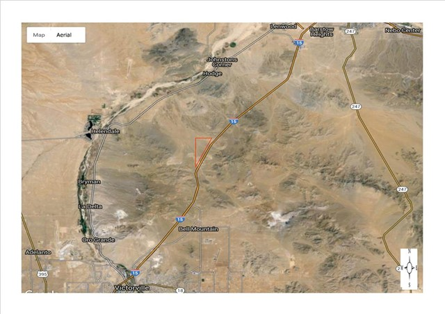 Land for Sale at 999 Wild Wash Road Barstow, California United States