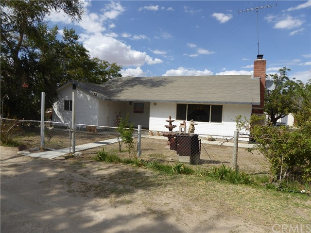 Single Family Home for Sale at 35722 Rabbit Springs Road Lucerne Valley, California 92356 United States