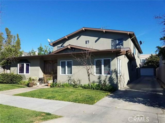 Quadraplex for Sale at 382 Molino Avenue 382 Molino Avenue Long Beach, California 90814 United States