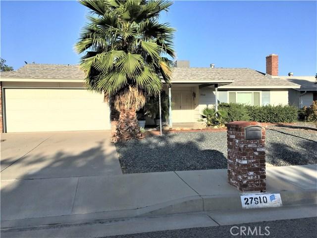 27610 Medford Way Sun City, CA 92586 - MLS #: SW18185183