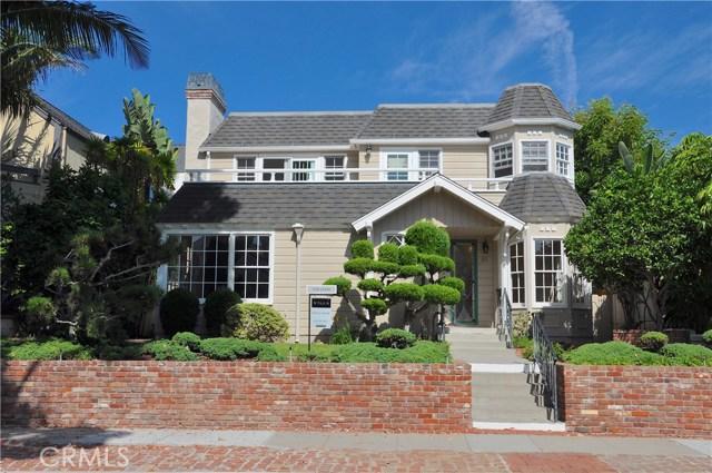 311 Poinsettia Avenue Corona del Mar, CA 92625