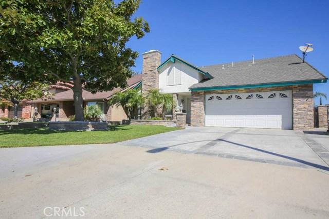 Single Family Home for Sale at 2523 Riles Circle E Anaheim, California 92806 United States