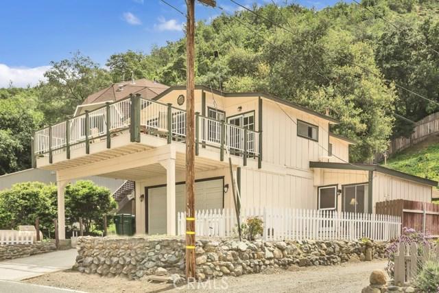 Single Family Home for Sale at 28822 Silverado Canyon Road Silverado, California 92676 United States