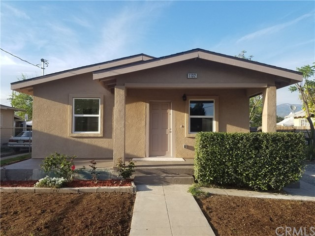 Single Family Home for Sale at 1132 11th Street W San Bernardino, California 92411 United States