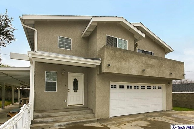 10618 whitegate Avenue Sunland, CA 91040 is listed for sale as MLS Listing 317002516