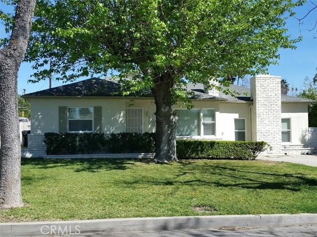 Single Family Home for Sale at 4653 Pershing Avenue N San Bernardino, California 92407 United States