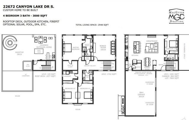 22672 S Canyon Lake Drive Canyon Lake, CA 92587 - MLS #: SW18124880