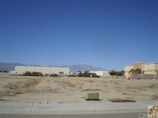Photo of home for sale at 42661 Aegean Street, Indio CA