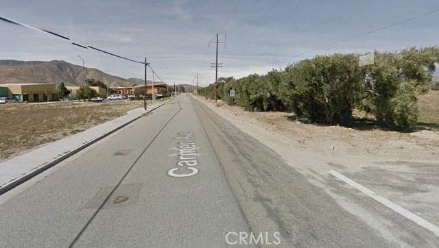 0 Carmen Avenue Cabazon, CA 0 - MLS #: OC18007799