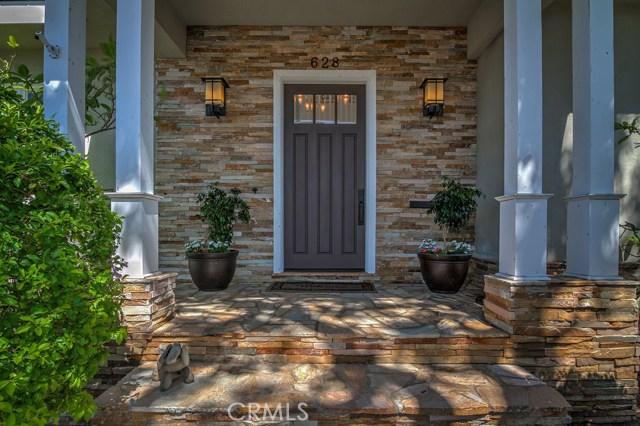 Maison unifamiliale pour l Vente à 628 Via Monte Doro 628 Via Monte Doro Redondo Beach, Californie 90277 États-Unis
