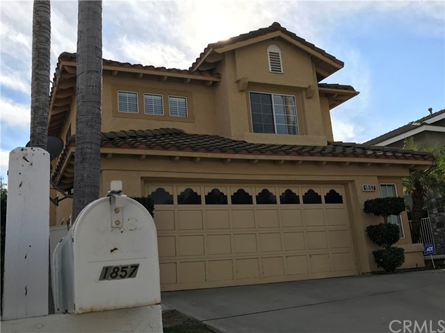 1857 Berryhill Drive Chino Hills, CA 91709 is listed for sale as MLS Listing WS18004646
