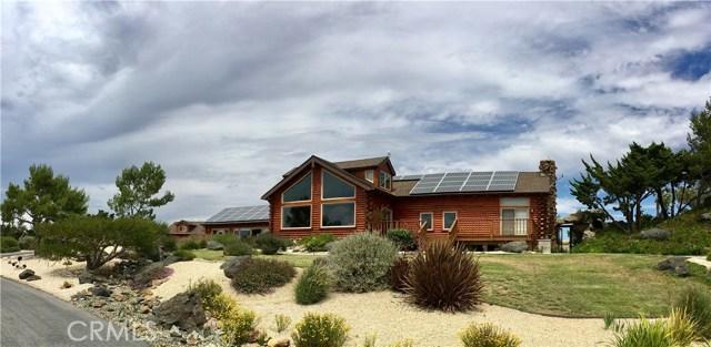 Casa Unifamiliar por un Venta en 1555 Harmony Ranch Road Cambria, California 93435 Estados Unidos