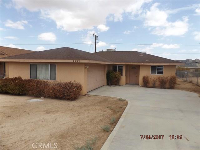 6225 Mariposa Avenue, 29 Palms, CA, 92277